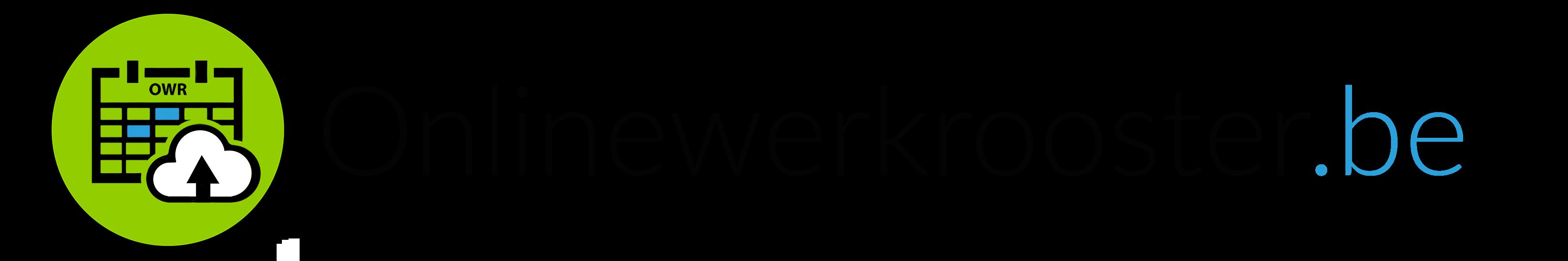 Onlinewerkrooster